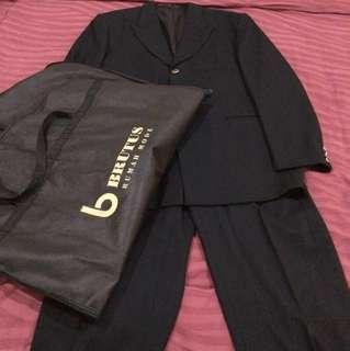 Brutus Black Suit