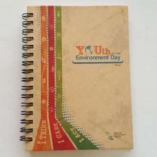 3101 NEW NEA Notebook (Blank)