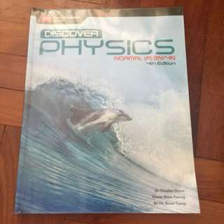 3-4NA discover physics textbook and physics topical TYS