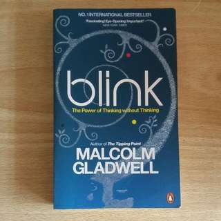 [Ed Bhs Inggris] Blink The Power Of Thinking Without Thinking