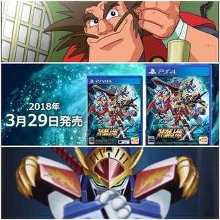 預訂《超級機械人大戰X》PS4/PSVITA