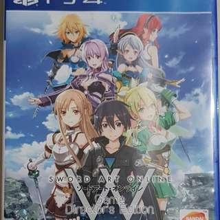 SAO Game Director Edition
