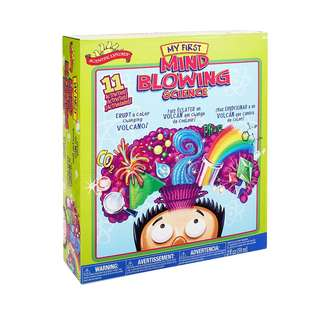 Scientific Explorer My First Mind Blowing Science Kit Age 6+