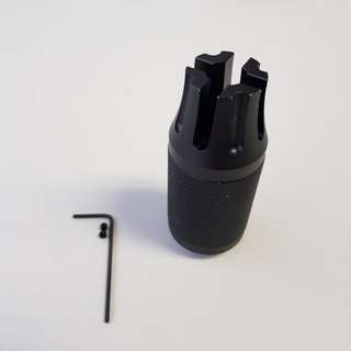 Worker muzzle attachment two