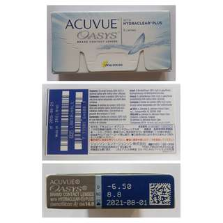 ACUVUE® Contact Lenses