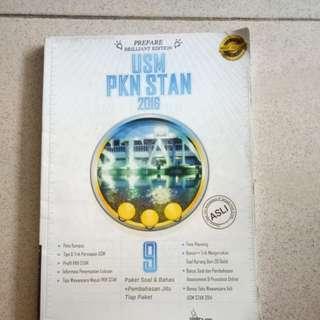 Buku USM PKNSTAN 2016