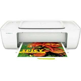 HP Deskjet 1112 Printer (White)