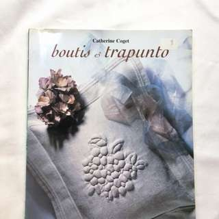 Boutis & Trapunto Embroidery book