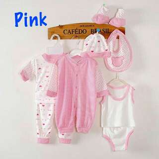 🎉 PROMOTION 🎉 8pcs NEWBORN FOR GIRL RM 20 📢