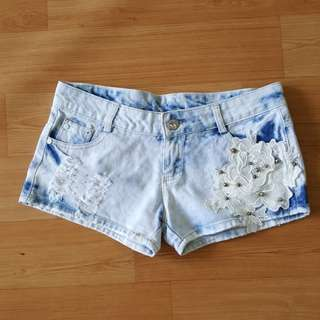 Celana jeans uk xl kondisi 9/10