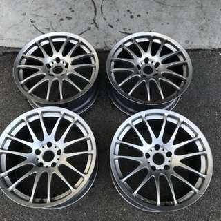 "Used Rays Engineering Prog ME 19"" BMW"