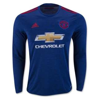 Man Utd Away kit 1617 長袖