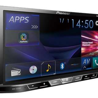 Brand New Pioneer AVH-X595BT (price inclusive of installation)- AUTHENTIC LOCAL WARRANTY SET