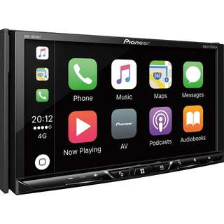 Brand New Pioneer AVH-Z5050BT (price inclusive of installation)- AUTHENTIC LOCAL WARRANTY SET