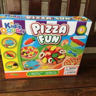 Kid's Dough Pizza Fun