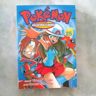 Pokemon Adventures Vol. 25