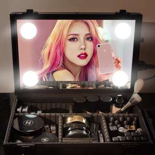 Make Up Box with LED