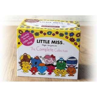Miss Little Story Book Full Set Brand New