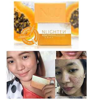 Kojic Papaya Glutha Soap