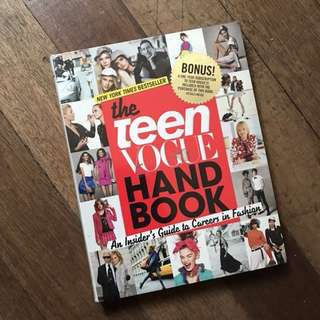Teen Vogue Handbook: Insider's Guide to Careers in Fashion