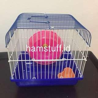 Kandang Hamster S