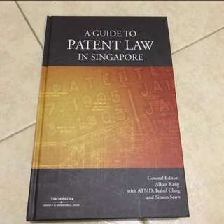 A Guide to Patent Law in Singapore