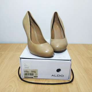 Aldo High Heels Bessodia -  37 -  Light Brown US 10 -  Europe 41 -  UK 8
