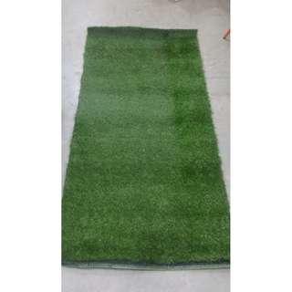 GRASS CARPET 100CM BY 211cm LEFT 2 PCS EACH $20
