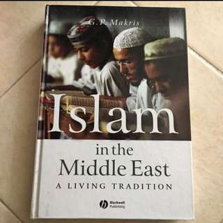 Islam In The Middle East - A Living Tradition - Blackwell publishing