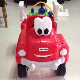 Little Tikes Car(negotiable)