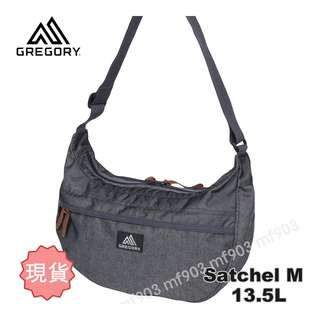 行貨 Gregory Satchel M 13L Denim Blue 牛仔布  Mystery Ranch 經典 Arro 22 visvim 斜揹袋 旅行袋 wtaps