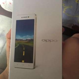 Oppo r1x putih