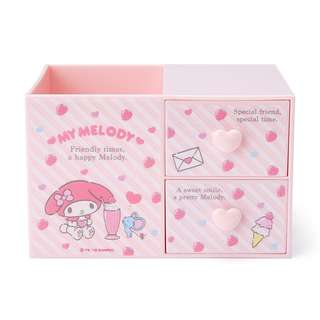 Japan Sanrio My Melody Pen Stand & Chest