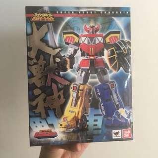 Super Robot Chogokin Megazord