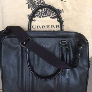 Mens Burberry Briefcase | Brand New | Authentic | WhatsApp 0122016608