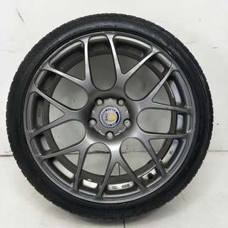 18 '' Sport Rim With Tyre 5x114.3 (SR869)
