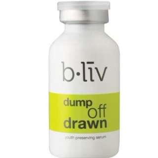 BLIV dump off drawn (youth preserving serum)