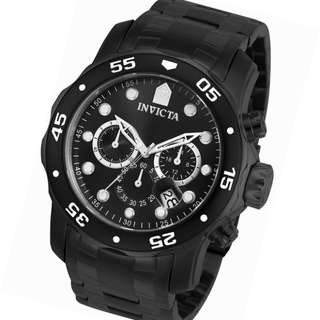 Invictus 0076 Pro Divers Men's Watch. Original price is $845