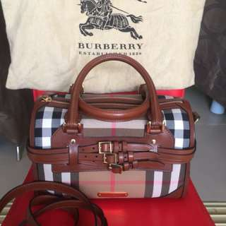 Burberry Tote Bag | Pre Loved | Authentic | WhatsApp 0122016608