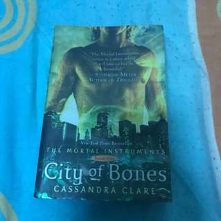 The Mortal Instrument City of Bones