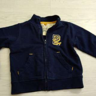 Poney sweater 12-18m
