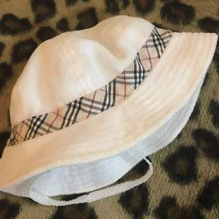 Burberry Bucket Hat