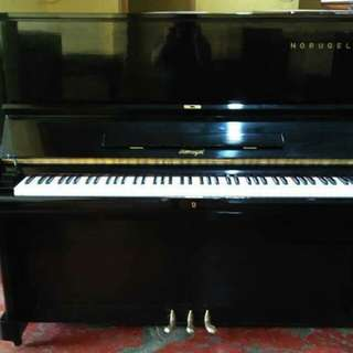 Imported piano