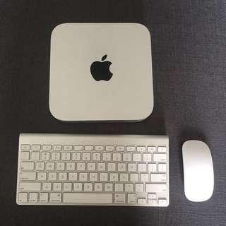  MacMini + Magic Keyboard + Magic Mouse