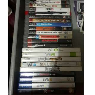 PS3 PS4 Xbox 360 Wii Game Fo Sale & Trade