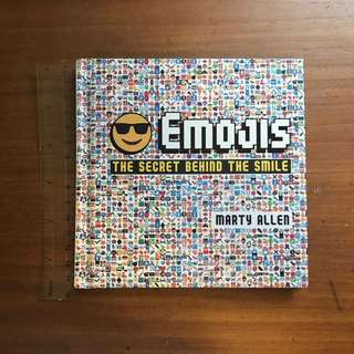 EMOJIS: The Secret Behind The Smile by Marty Allen