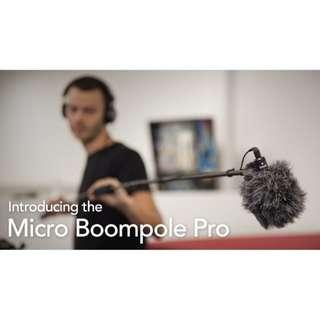 RODE Micro Boompole Pro (2.2m Boom Pole) for VideoMic, Video Mic Go, Micro, Stereo VideoMic, VideoMic X