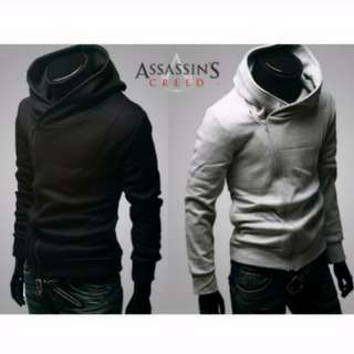 Assassins Creed Miles Eagle Hoodie Jacket Shirt