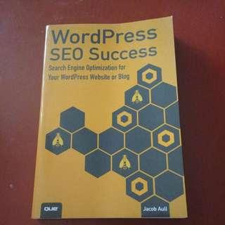 Wordpress SEO Success Pearson