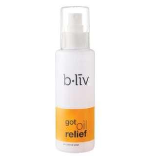 BLIV got oil relief (oil-control toner)